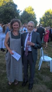 The Department was very pleased to award the inaugural Andy Jefferies Teaching and Learning Prize to Sophie Hill, one of our equine ambulatory clinicians, in June 2018.